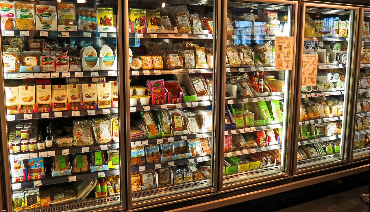 Контроль торговых морозильных камер